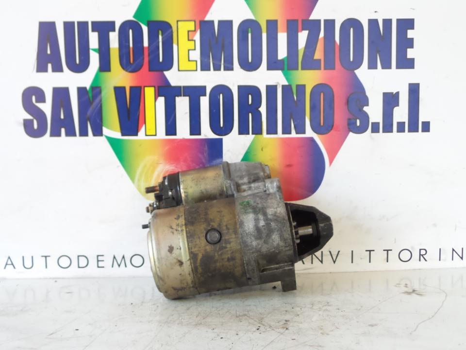 MOTORINO AVVIAMENTO FIAT UNO (06/94>09/95<)