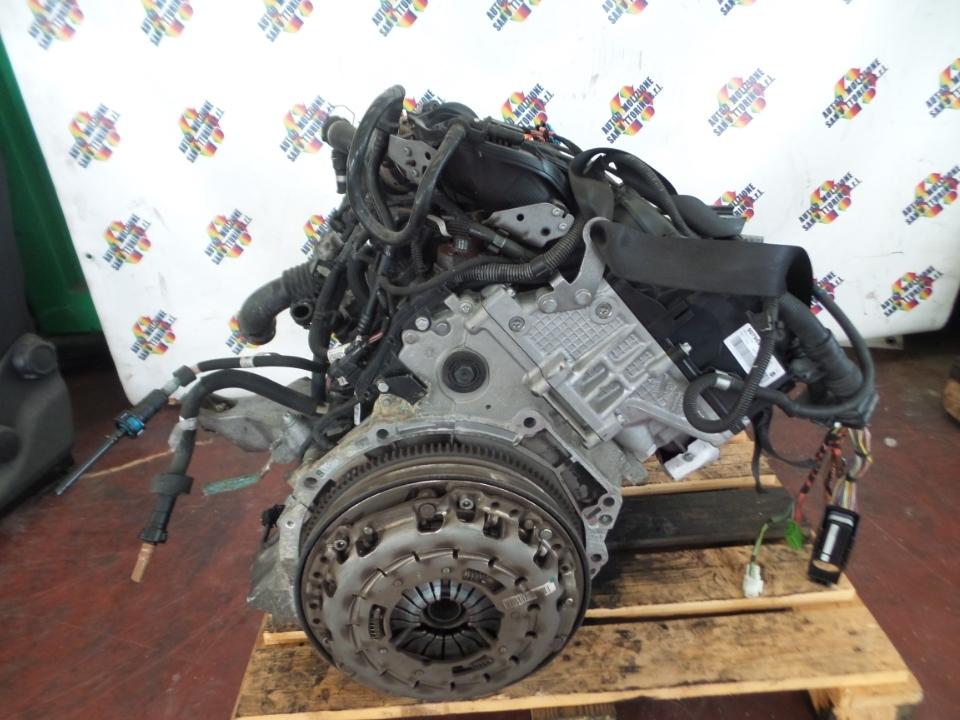 MOTORE SEMICOMPL. BMW SERIE 1 (E81/E87) (03/07>12/12