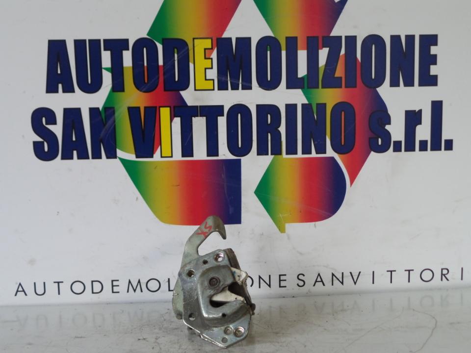 SERRATURA PORTA ANT. SX. FIAT PANDA 1A SERIE (03/92>03/04<)