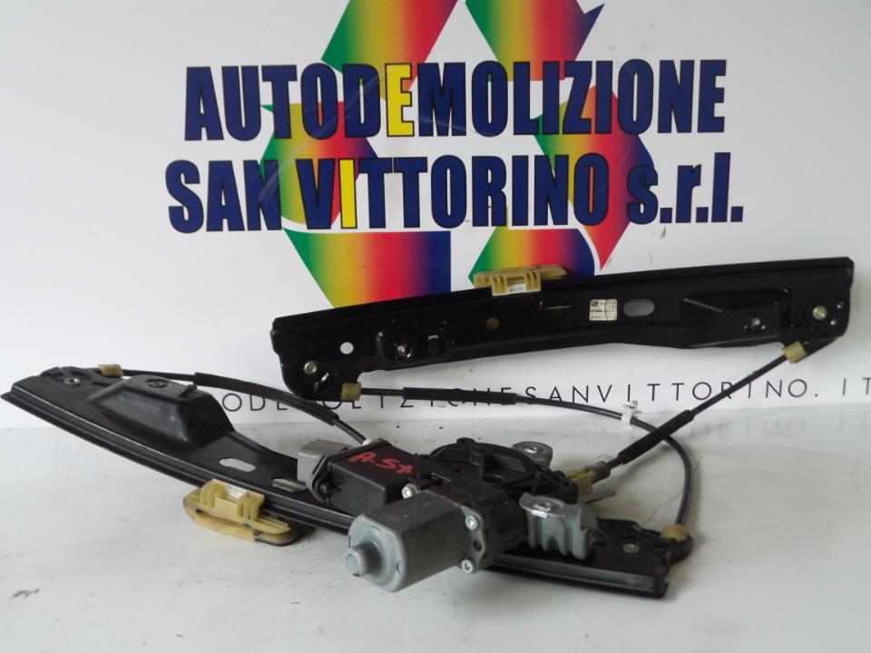 ALZACRISTALLO ELETTR. PORTA ANT. C/MOTORINO SX. OPEL INSIGNIA (G09) (12/08>)