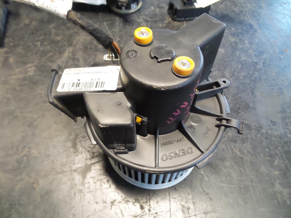 MOTORINO VENTILAZIONE ABITACOLO A/C AUT. FIAT PANDA (2Q) (09/03>09/09<)