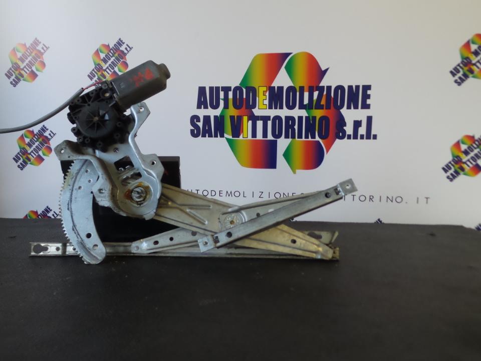 ALZACRISTALLO ELETTR. PORTA ANT. CON MOTORINO DX. ROVER SERIE 400 (07/95>03/00<)