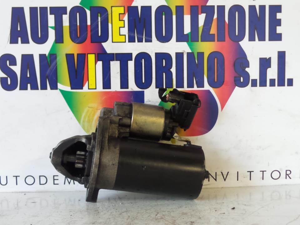MOTORINO AVVIAMENTO FIAT FIORINO (10/93>06/99<)