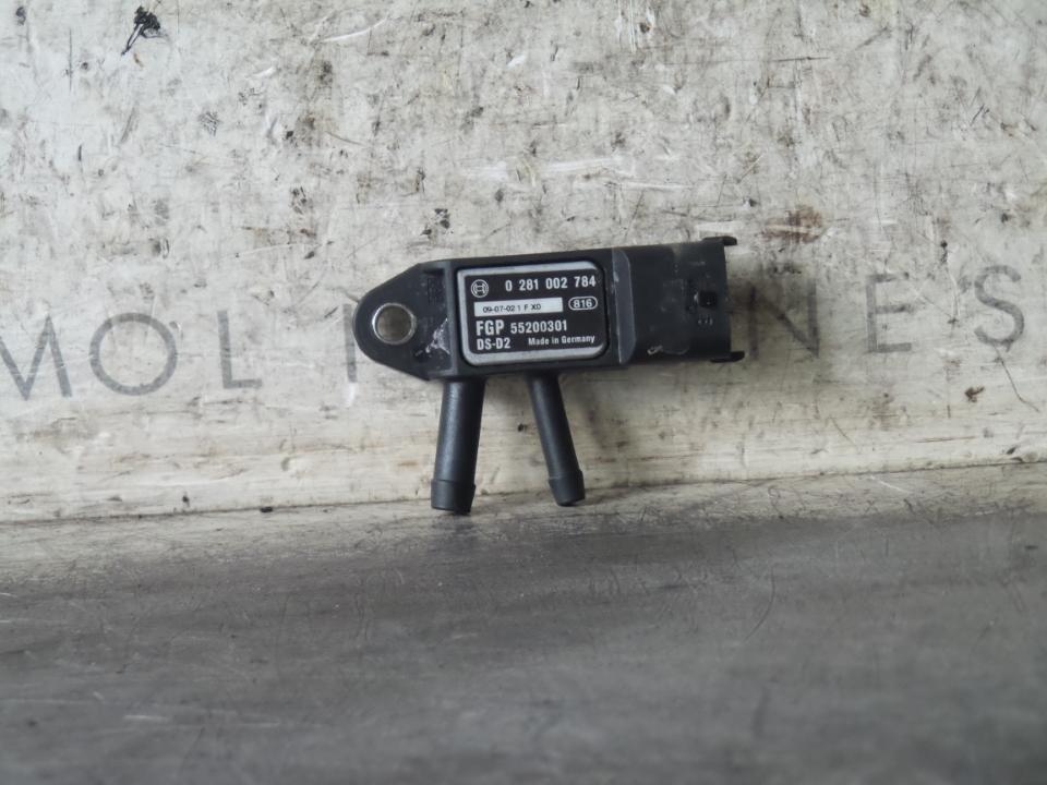 SENSORE PRESSIONE SCARICO FIAT GRANDE PUNTO (4C) (05/08>01/11