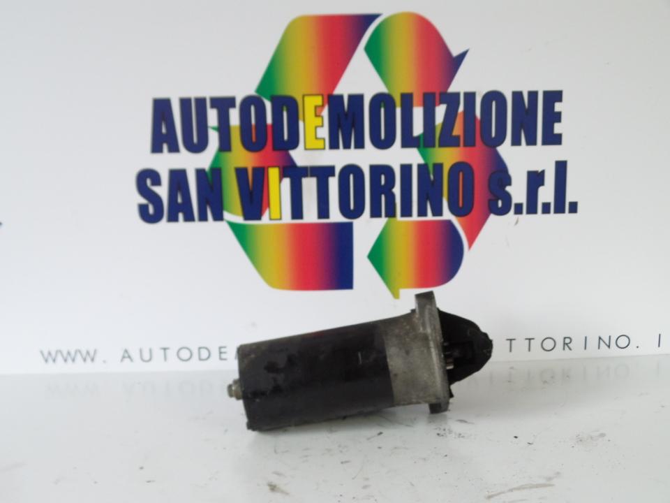 MOTORINO AVVIAMENTO FIAT STILO (2C) (09/01>11/03<)