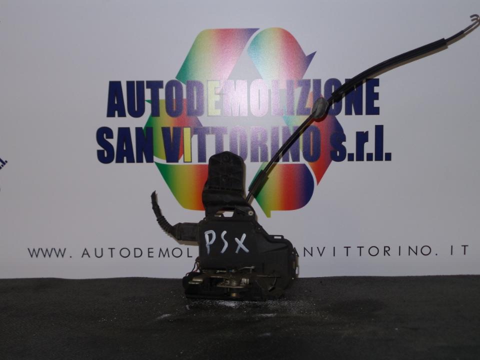 SERRATURA CHIUSURA C.ZTA PORTA POST. SX. VOLKSWAGEN PASSAT 5A SERIE (08/96>04/03<)