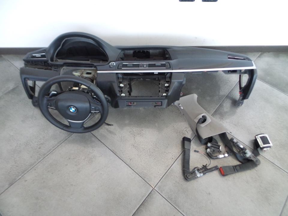 CRUSCOTTO BANG&OLUFSEN HIGH BMW SERIE 5 (F11) (07/13>)