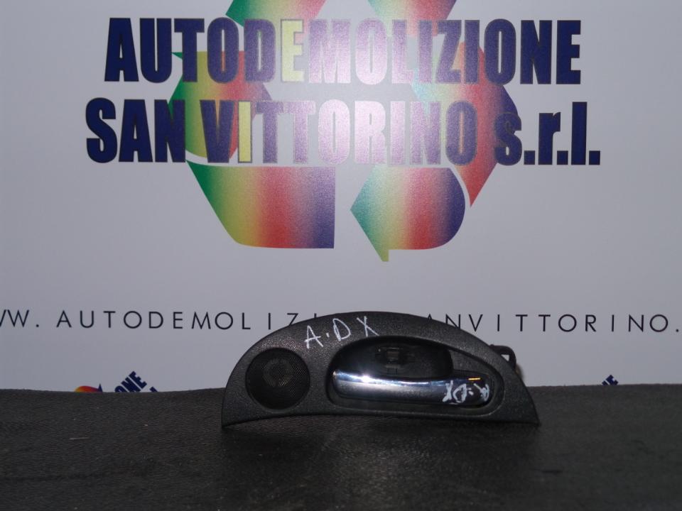 MANIGLIA INT. APERTURA PORTA ANT. DX. ALFA ROMEO 147 (W8) (08/00>01/06<)