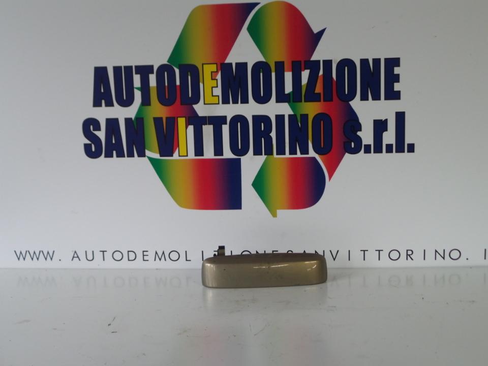 MANIGLIA PORTA ANT. BLOCCAGGIO ELETT DX. FIAT PANDA (2Q) (09/03>09/09<)