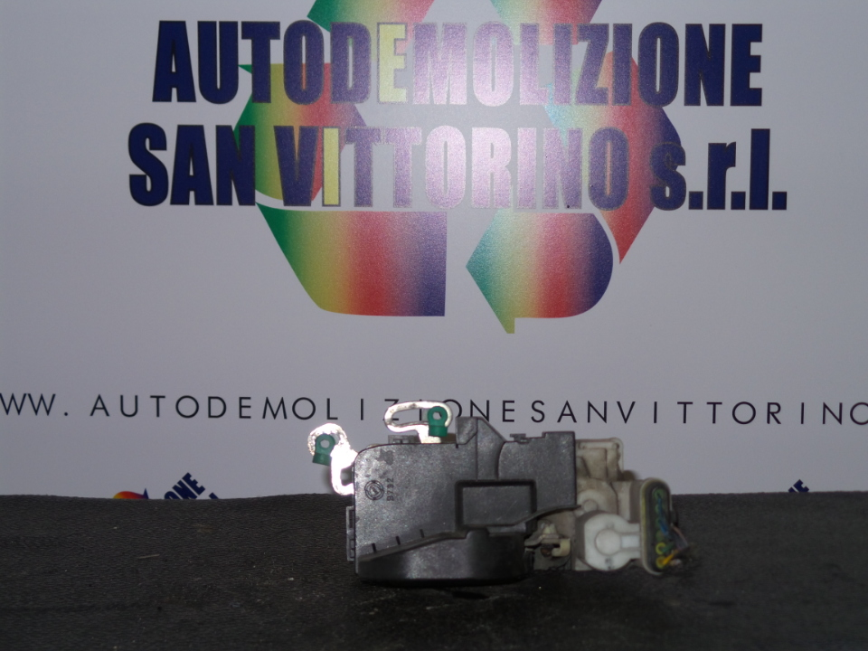 SERRATURA CHIUSURA C.ZTA PORTA ANT. SX. ALFA ROMEO 147 (W8) (08/00>01/06<)