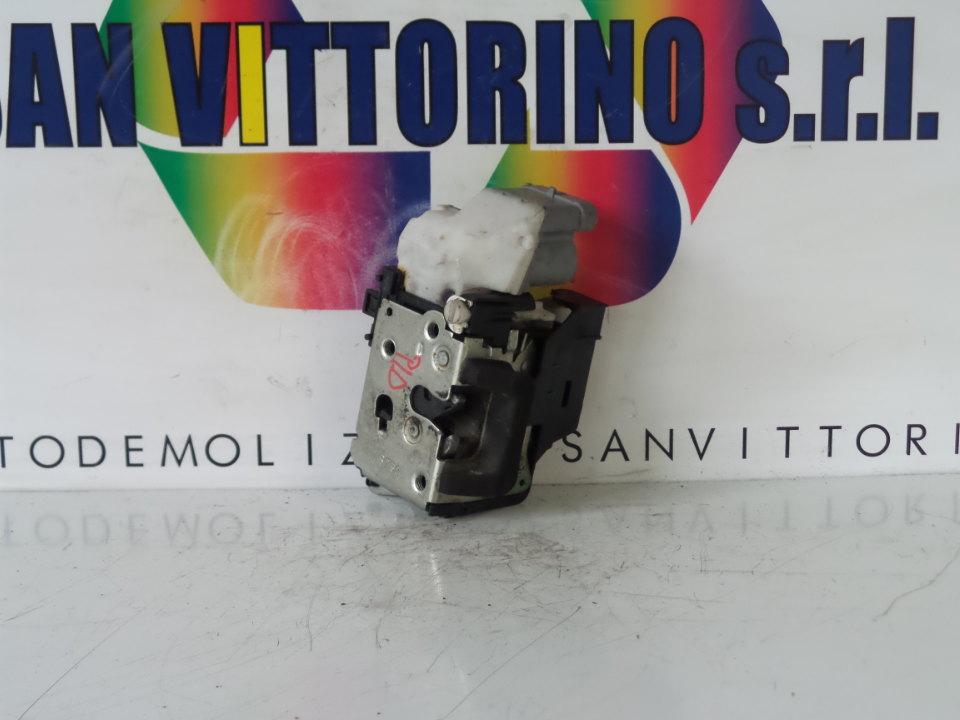 SERRATURA PORTA POST. DX. FIAT DOBLO CARGO (2W) (12/03>12/06