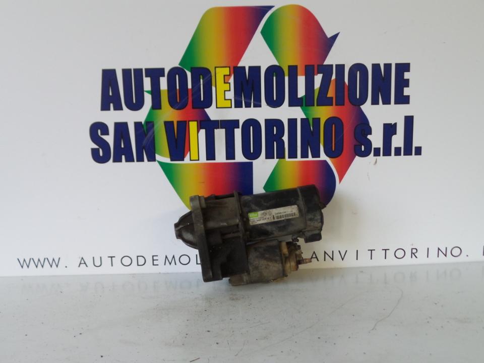 MOTORINO AVVIAMENTO RENAULT MEGANE 1A SERIE (03/99>06/03<)