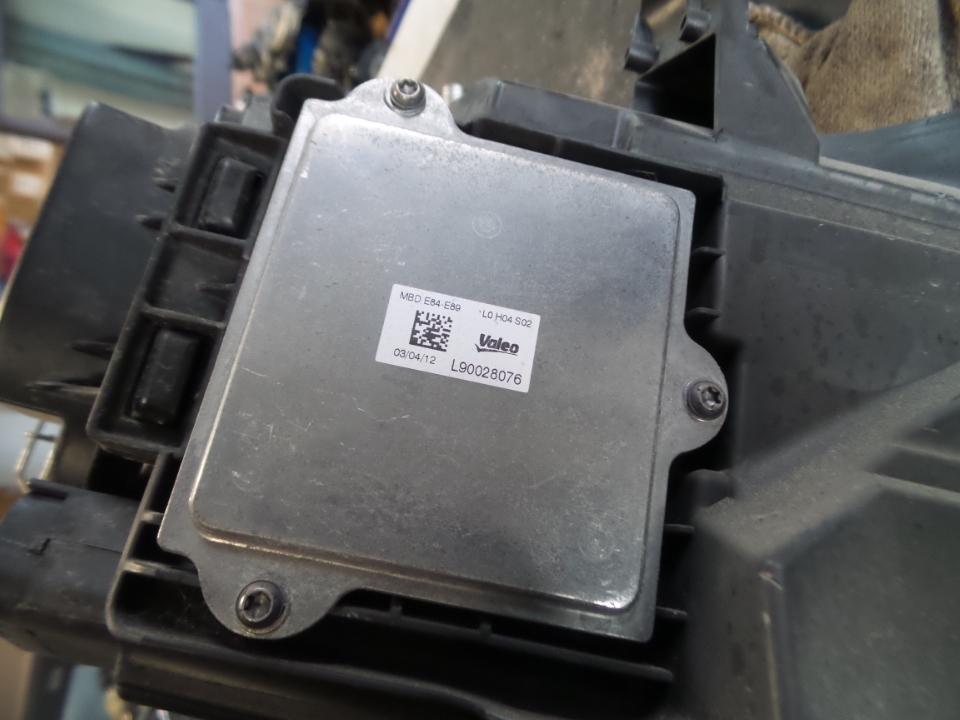 CENTRALINA LED PROIETTORE SX BMW X1 (E84) (07/09>)