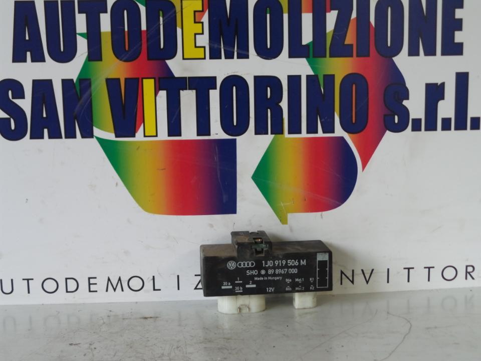 RELE ELETTROVENTOLA RADIATORE VOLKSWAGEN POLO (9N) (10/01>03/05<)