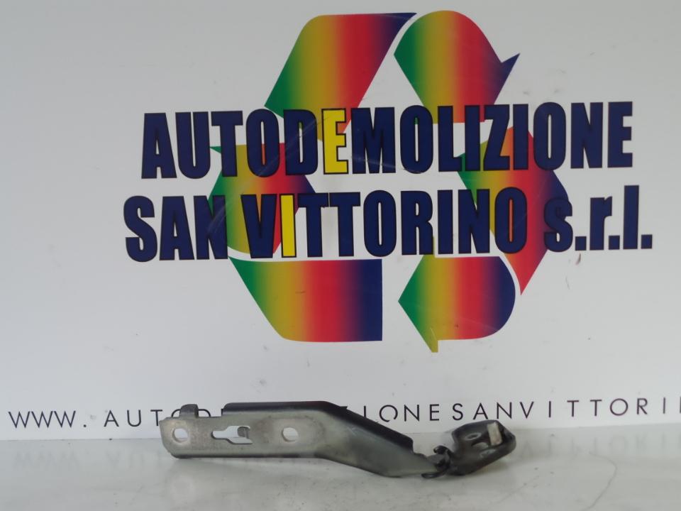 CERNIERA COFANO ANT. SX. AUDI A6 (4F) (03/04>06/09<)
