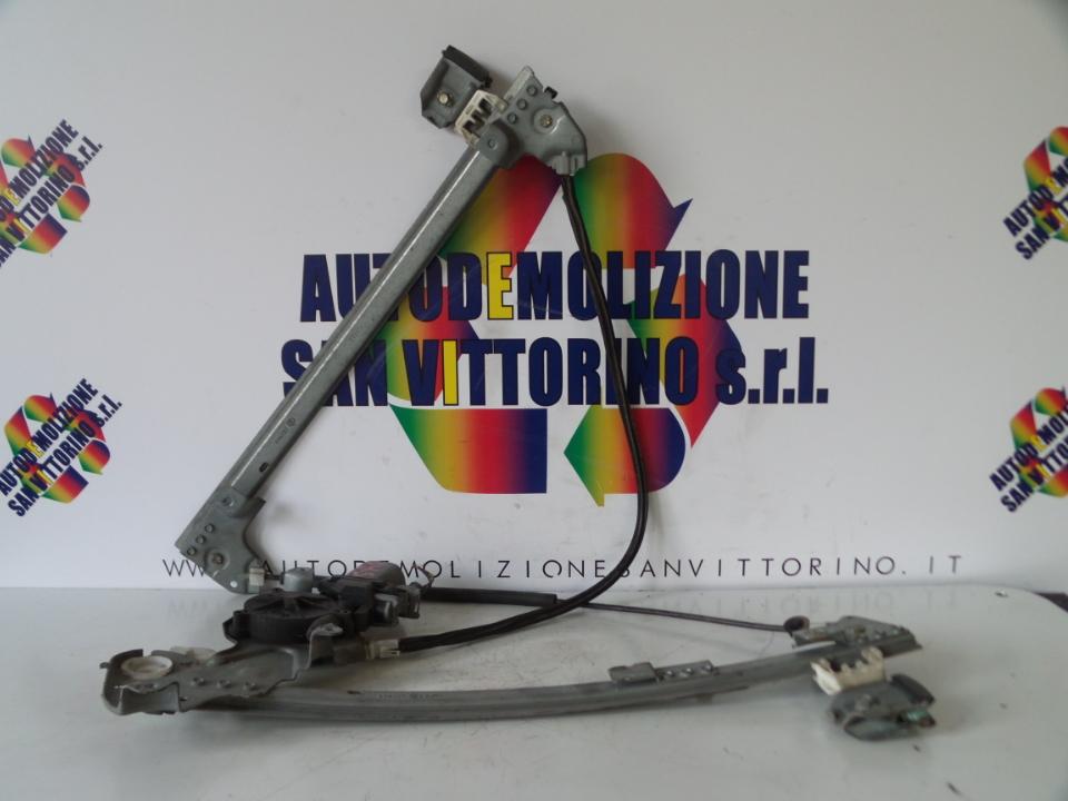 ALZACRISTALLO ELETTR. PORTA ANT. CON MOTORINO SX. ROVER 75 (06/99>11/05<)
