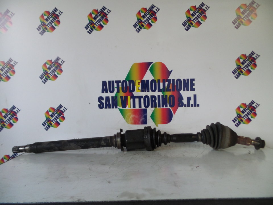 SEMIALBERO ANT. COMPL. DX. FIAT CROMA (2T) (04/05>10/07<)
