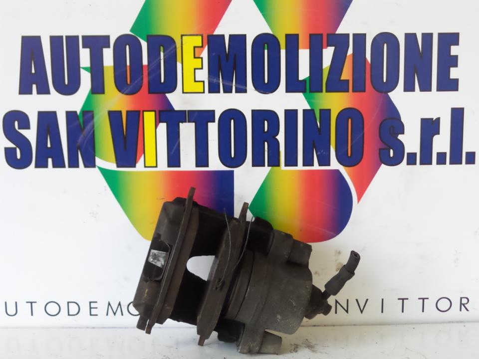 PINZA FRENO ANT. DISCHI 256X22MM SX. VOLKSWAGEN POLO (9N) (10/01>03/05<)