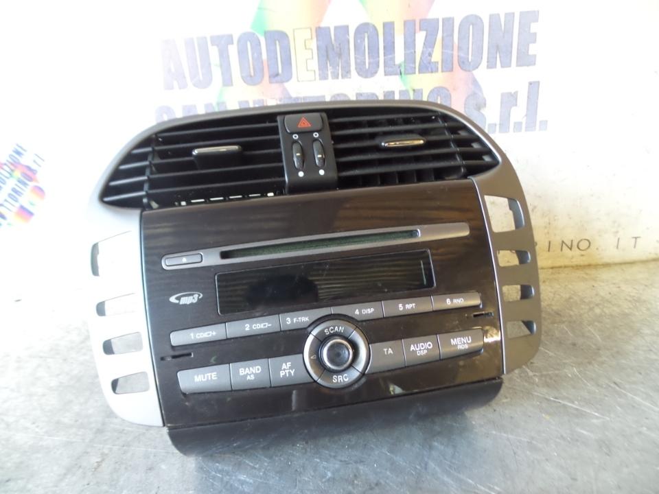 AUTORADIO C/CD EMP3 FIAT BRAVO (3Y) (12/09>)