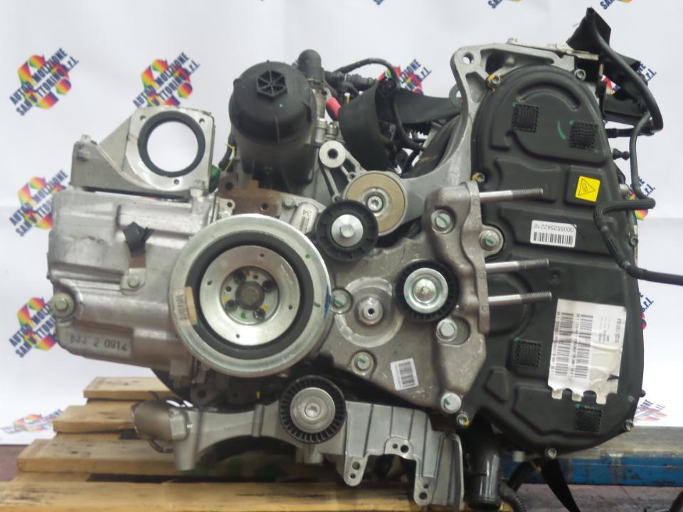 MOTORE SEMICOMPL. FIAT DOBLO (3V) (11/09>)