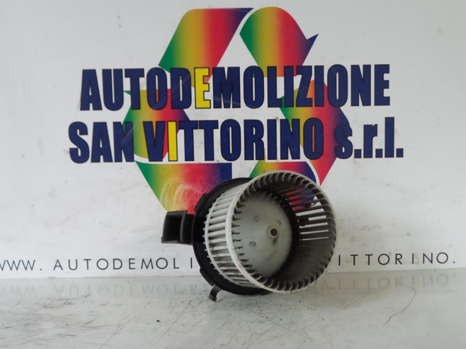 MOTORINO VENTILAZIONE ABITACOLO FIAT PANDA (2Q) (09/03>09/09<)