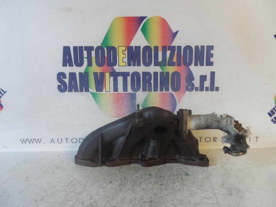 COLLETTORE SCARICO ALFA ROMEO GT (X2) (12/03>03/11