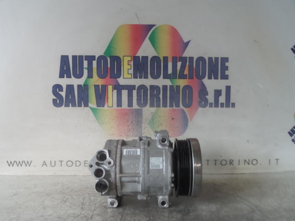 COMPRESSORE A/C FIAT GRANDE PUNTO (2Y) (06/05>05/08