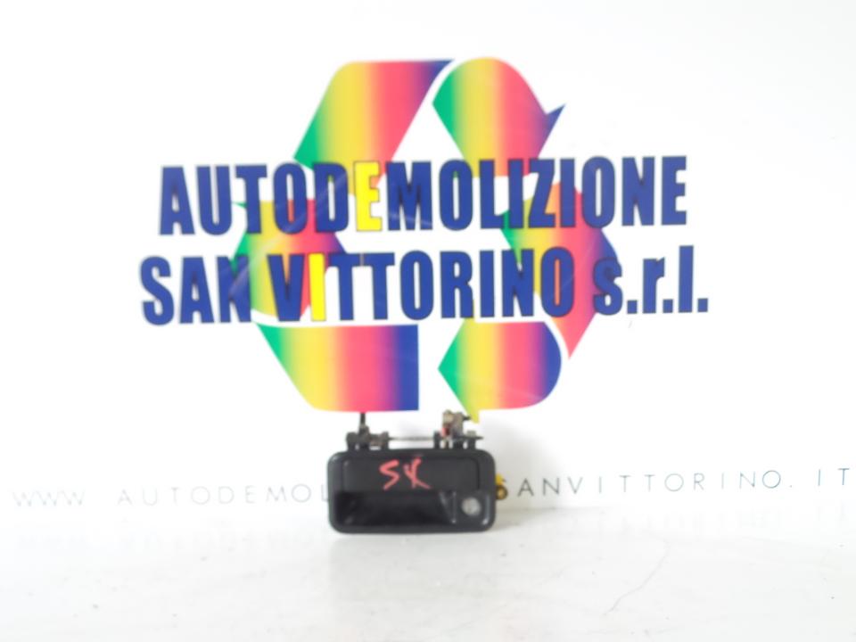 MANIGLIA PORTA ANT. SX. SUZUKI SWIFT (02/92>02/01<)