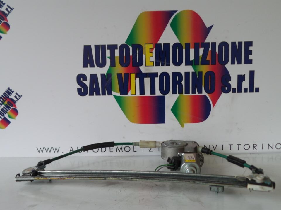 ALZACRISTALLO ELETTR. PORTA ANT. CON MOTORINO SX. FIAT MULTIPLA (1F) (06/98>05/02<)