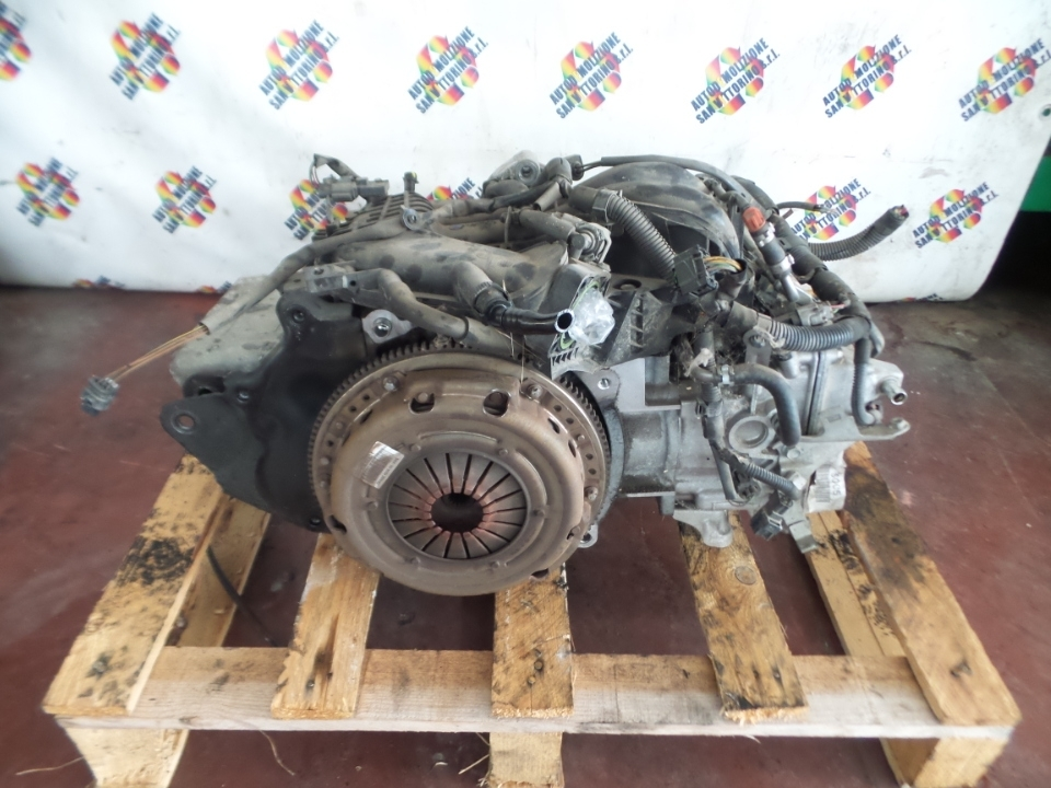 MOTORE COMPL. SMART FORTWO (A/C451) (09/10>09/15