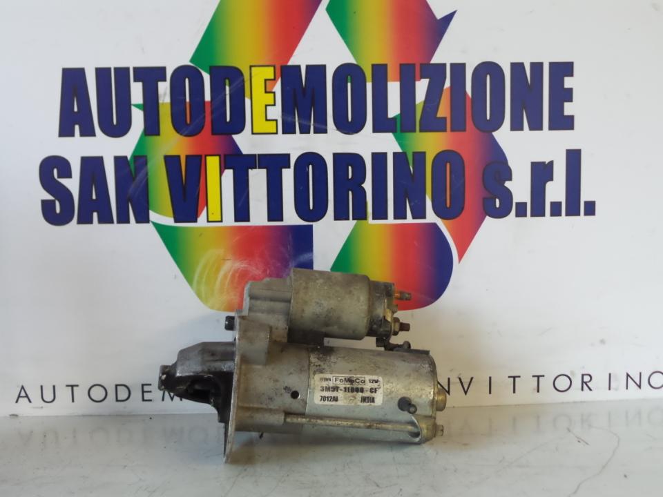 MOTORINO AVVIAMENTO FORD FOCUS (CAP) (11/04>06/08<)