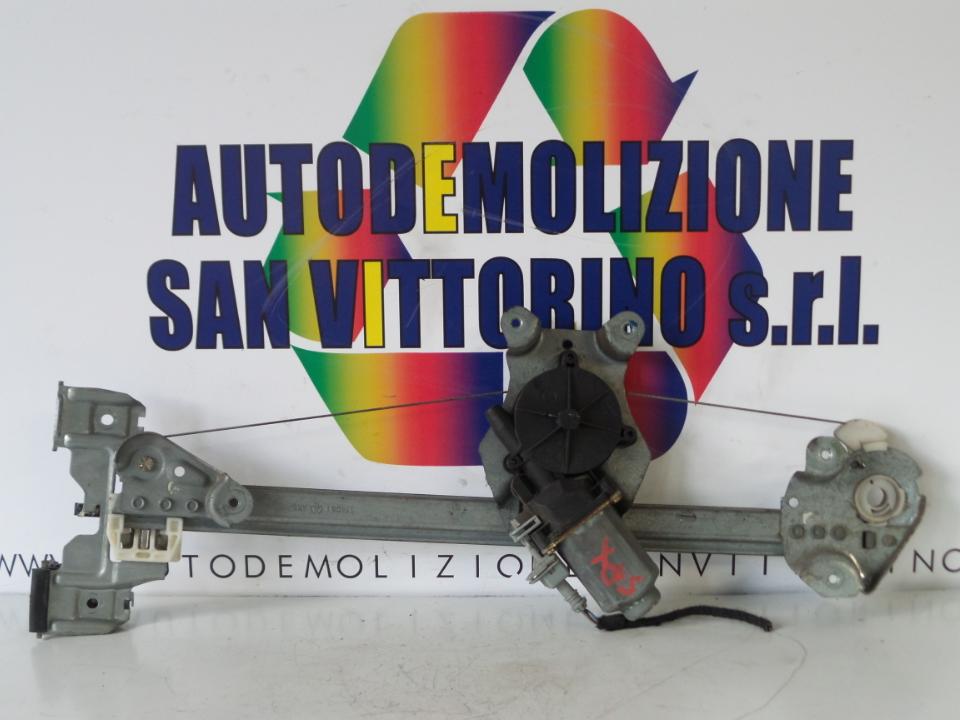 ALZACRISTALLO ELETTR. PORTA POST. CON MOTORINO SX. ROVER 75 (06/99>11/05<)