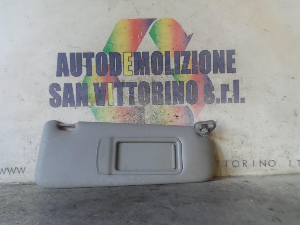 ALETTA PARASOLE PARABREZZA C/PELLE D DX. BMW SERIE 3 (E90/E91) (02/05>12/11