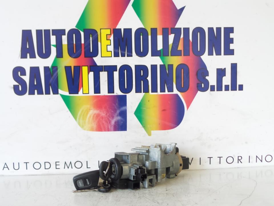COMMUTATORE AVVIAMENTO E BLOCCASTERZO MAZDA MAZDA 6 1A SERIE (06/02>06/09<
