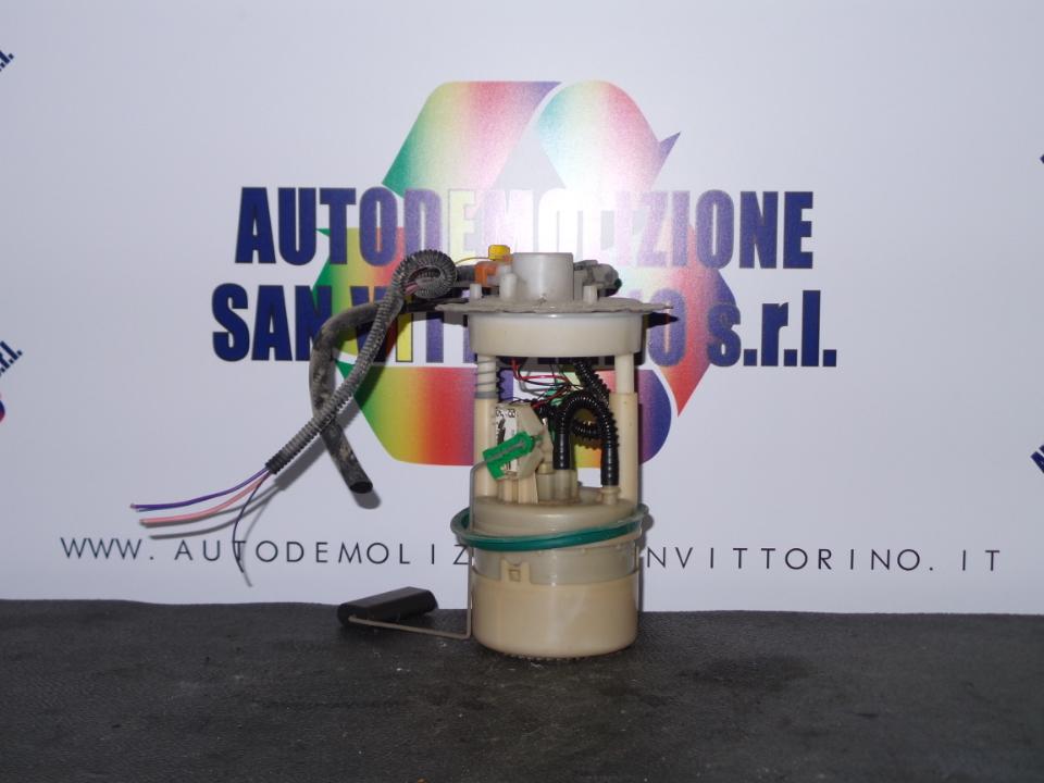 POMPA CARBURANTE C/TRASDUTTORE (GALLEGGIANTE) FIAT SEICENTO (1E) (02/98>07/05<)