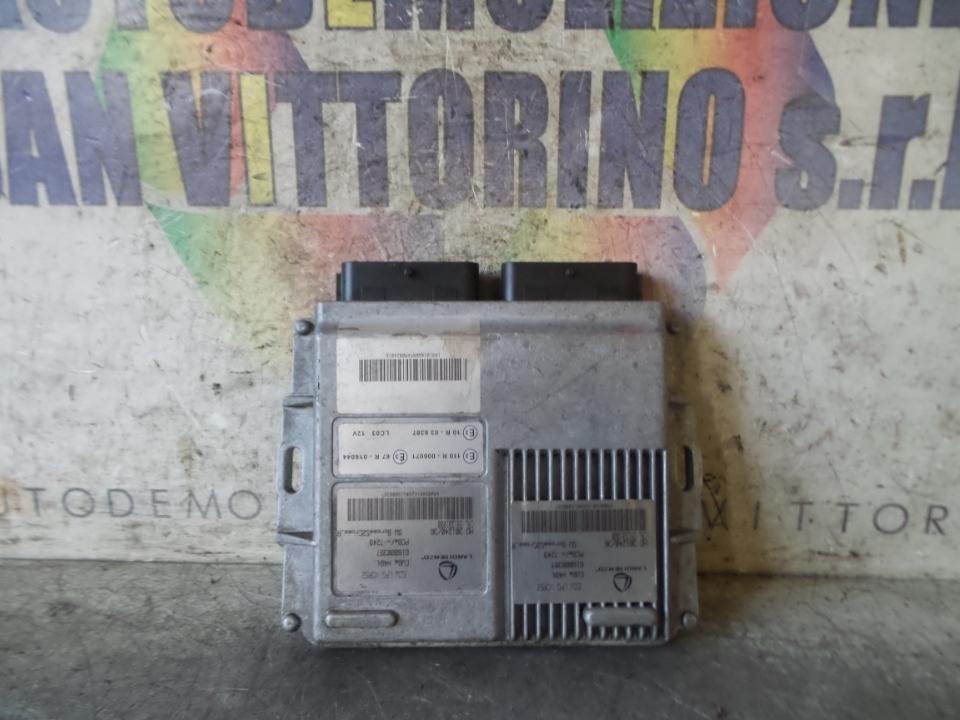 CENTRALINA INIEZIONE IMPIANTO GAS DACIA SANDERO 2A SERIE (12/12>)