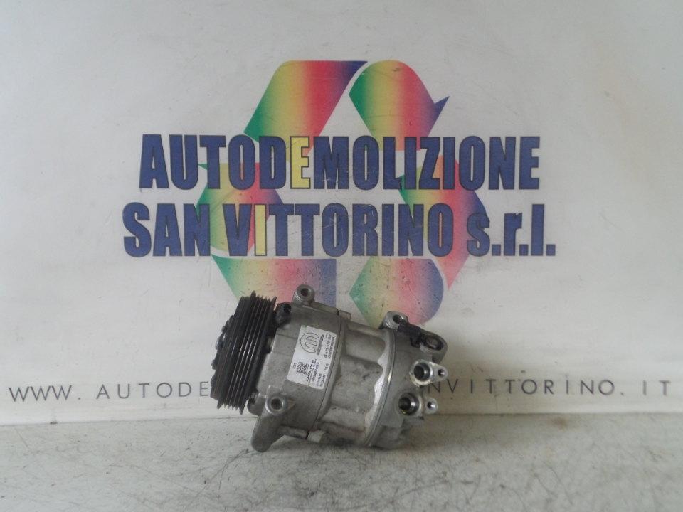 COMPRESSORE A/C FIAT 500X (5F) (11/14>)