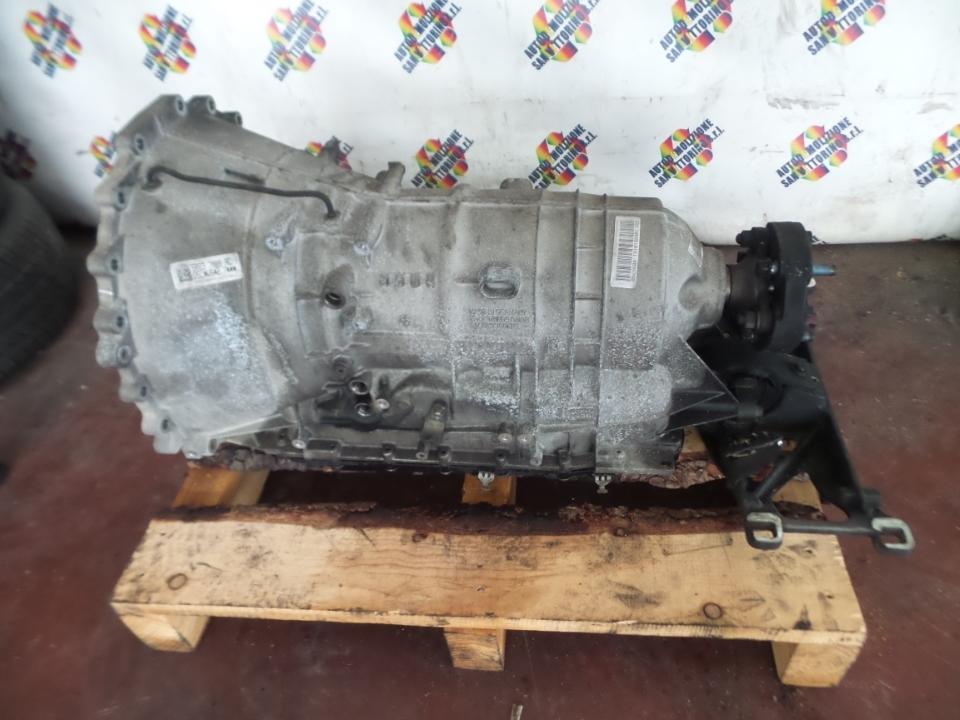 CAMBIO AUTOMATICO JAGUAR S-TYPE (X204)