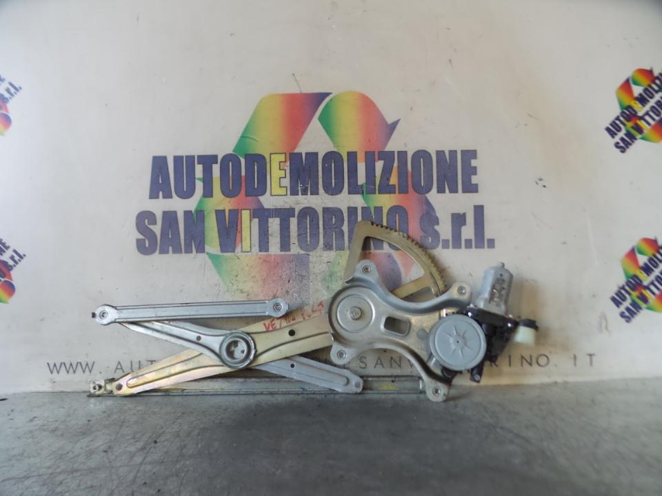 ALZACRISTALLO ELETTR. CON MOTORINO MITSUBISHI L200 (02/06>)