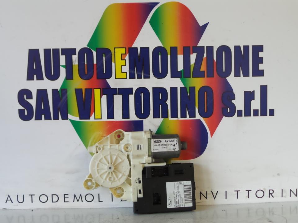 MOTORINO ALZACRISTALLO PORTA ANT. DX. FORD FOCUS (CAP) (11/04>06/08<)