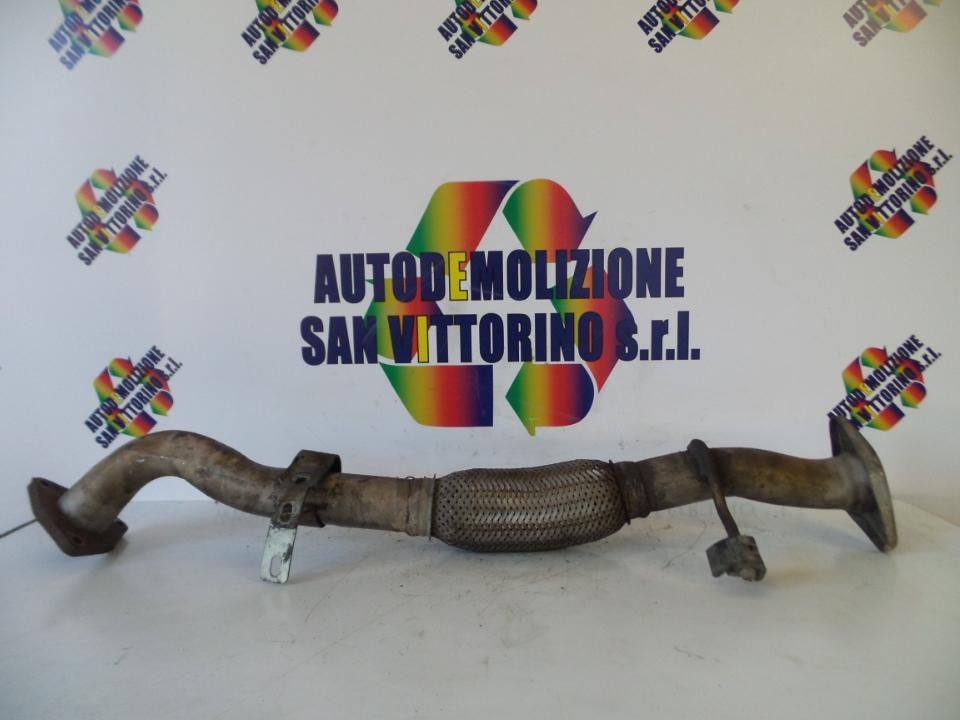 TUBO SCARICO ANT. LANCIA MUSA (TG) (07/04>06/08<)