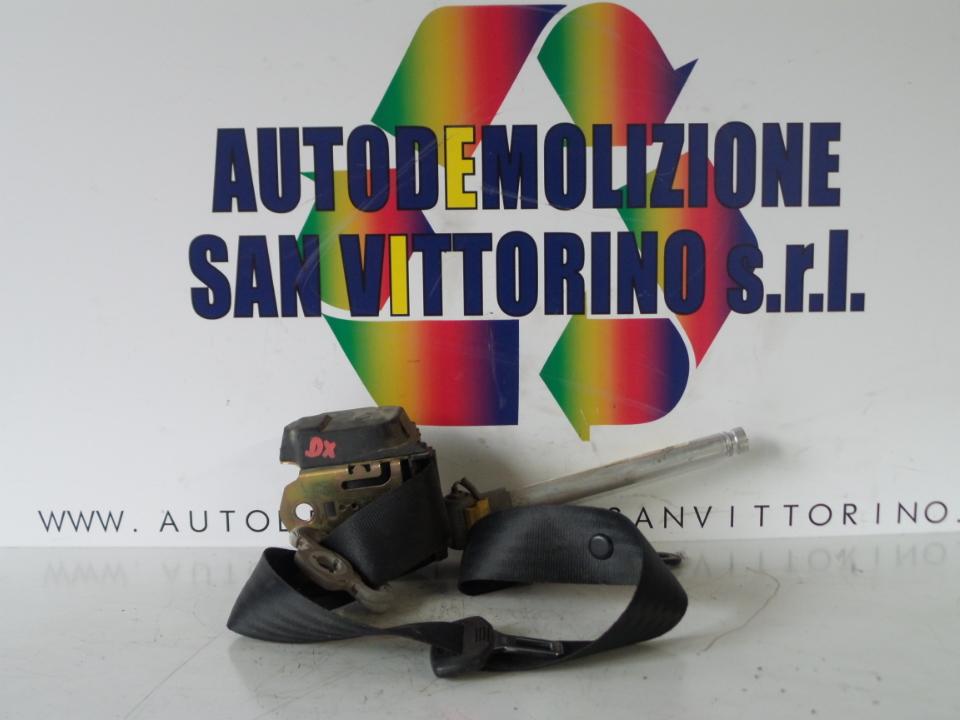 CINTURA DI SICUREZZA ANT. DX. ALFA ROMEO 156 (X1) (06/03>01/06<)