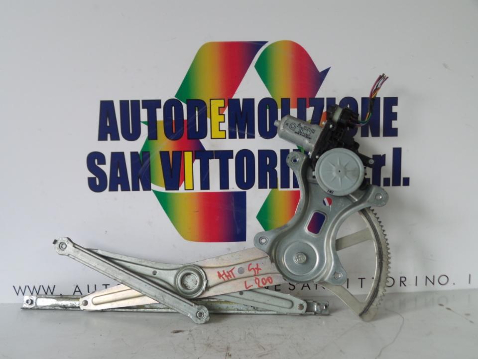 ALZACRISTALLO ELETTR. PORTA ANT. SX. MITSUBISHI L200 (02/06>)