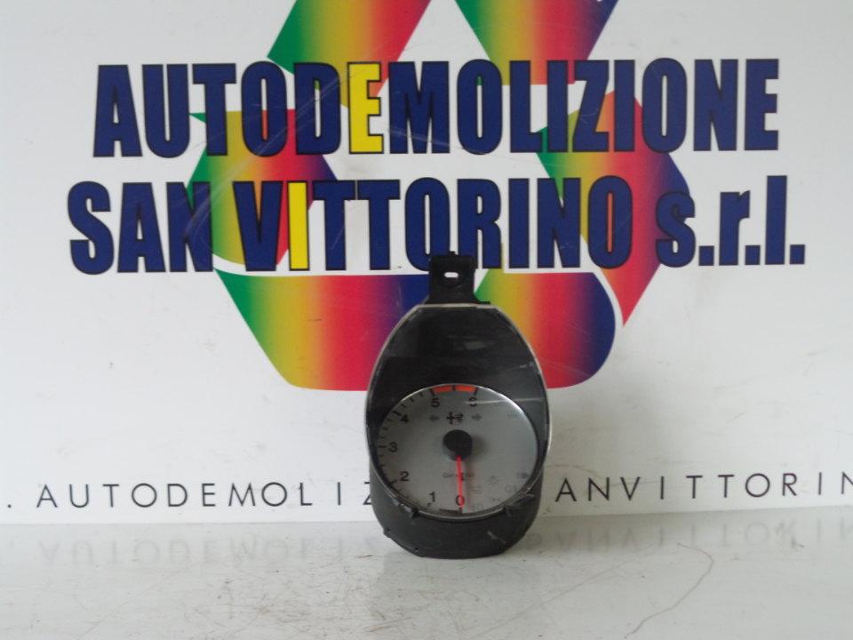CONTAGIRI GRIGIO ALFA ROMEO 156 (X1) (06/03>01/06<)