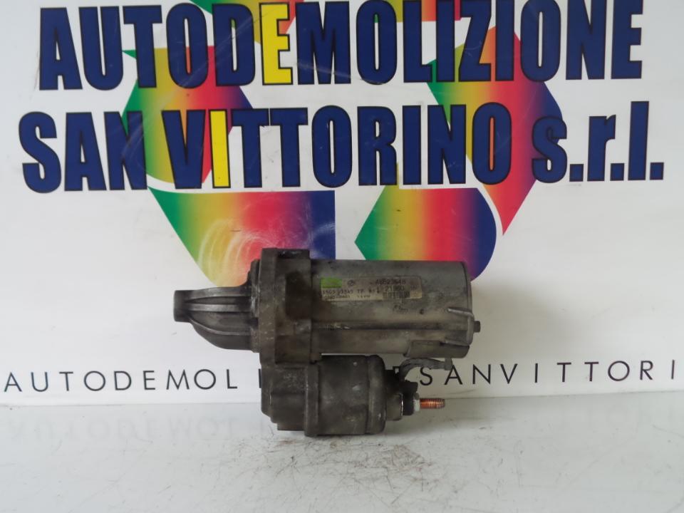 MOTORINO AVVIAMENTO FIAT DOBLO CARGO (2W) (12/03>12/06