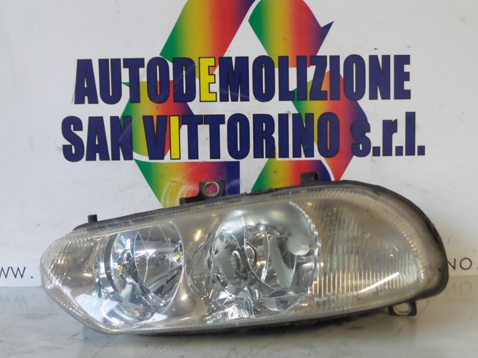 PROIETTORE SX. ALFA ROMEO 156 1A SERIE (03/02>05/03<)