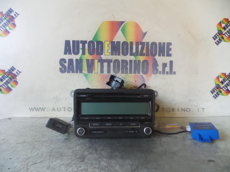 AUTORADIO C/RADIO DIGITALE VOLKSWAGEN PASSAT (36) (10/10>12/14