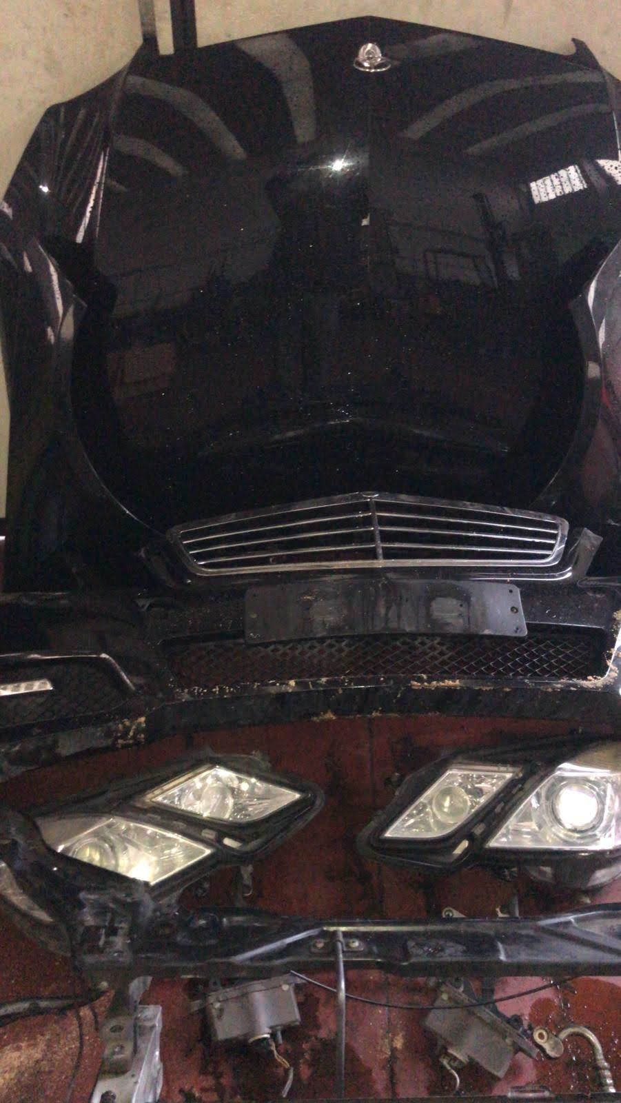 COFANO ANT. MERCEDES-BENZ CLASSE E (W/S212) (01/09>)