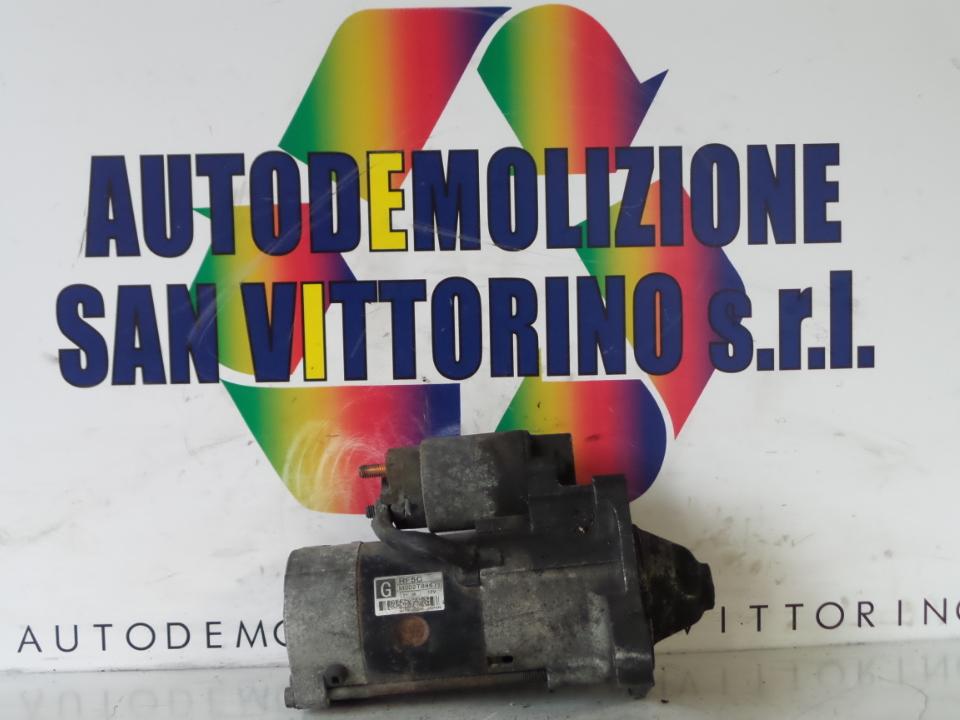 MOTORINO AVVIAMENTO MAZDA MAZDA 6 1A SERIE (06/02>06/09<