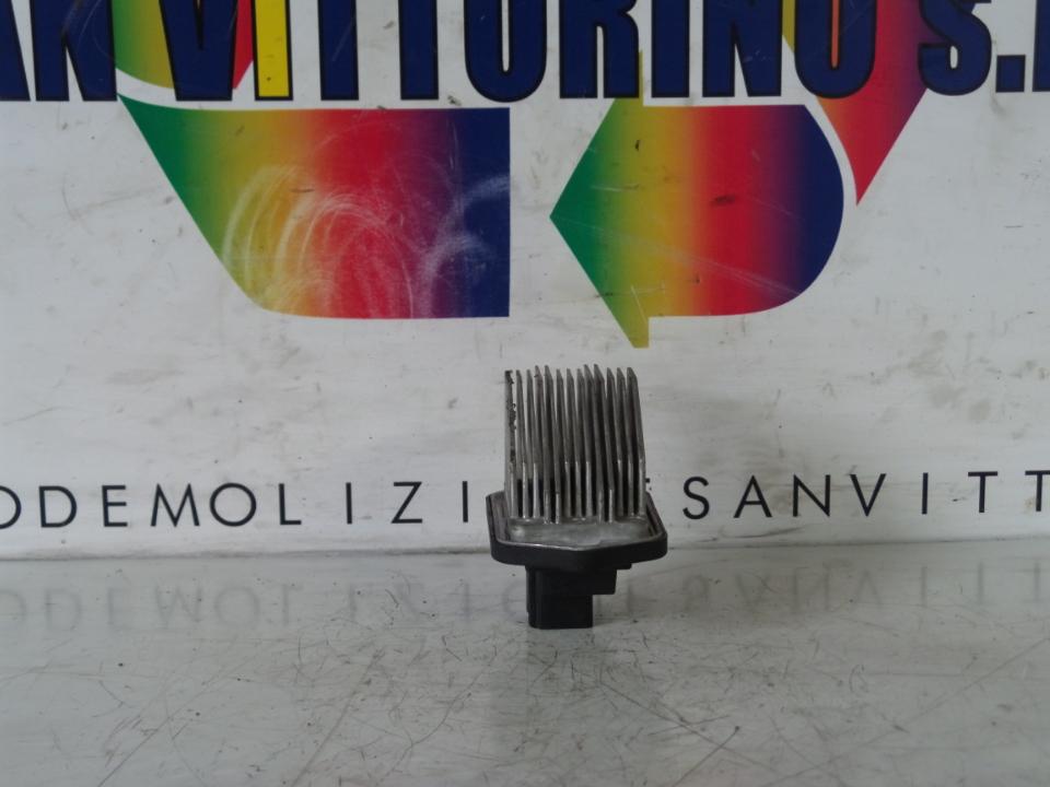 RESISTENZA MOTORINO VENTILAZIONE ABITACOLO MAZDA MAZDA 6 1A SERIE (06/02>06/09<